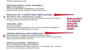 How to get a Product Displayed Several Times on SERPS