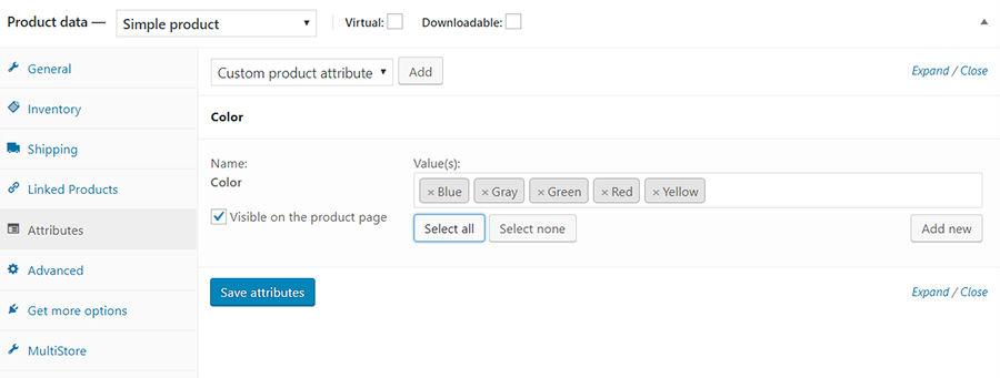 Documentation > Woocommerce Multistore